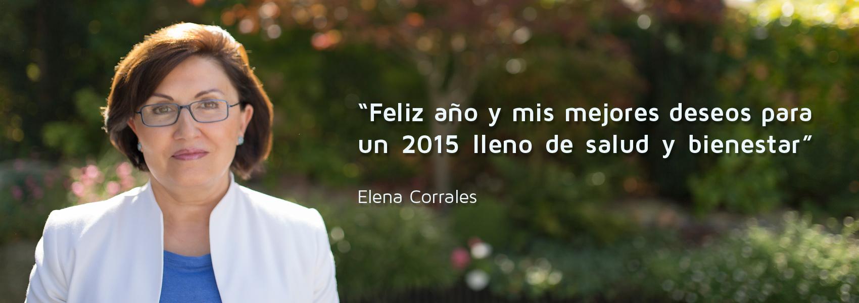 Felicitación año nuevo