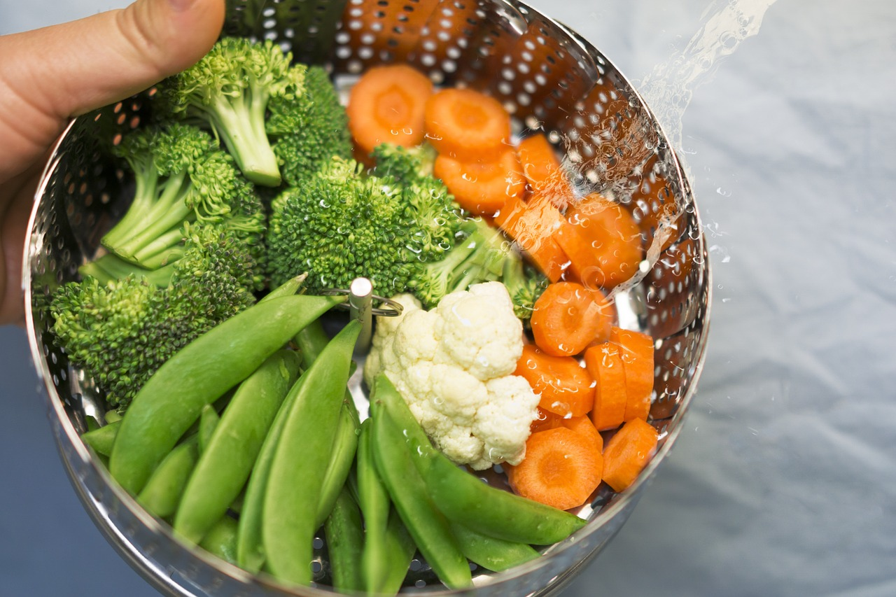 Steamed-Vegetables