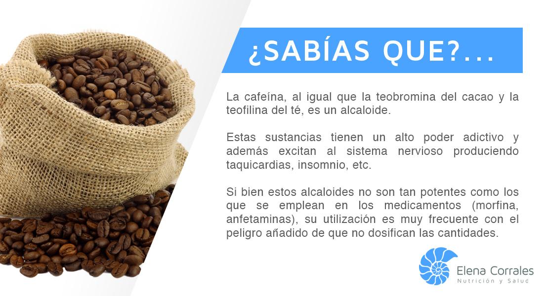 18. LA CAFEÍNA Y SU PODER ADICTIVO