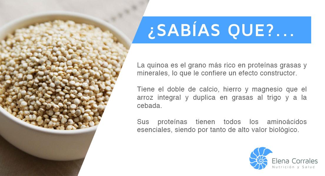 48SQ la quinoa